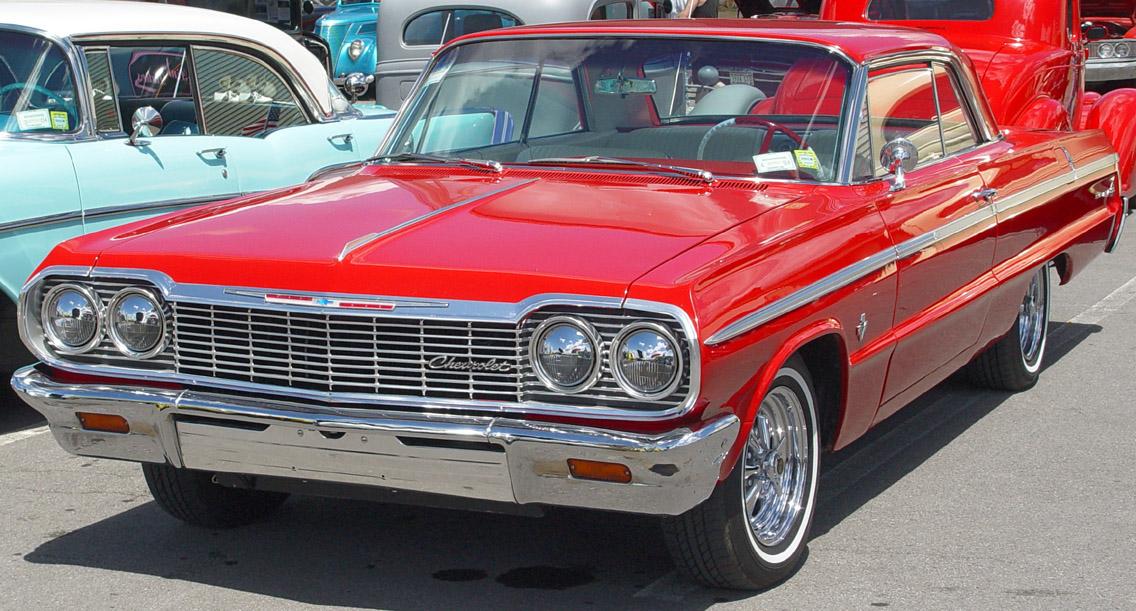 Impala 1961 1964 2 Door 4 Door Suicide Doors Lambo