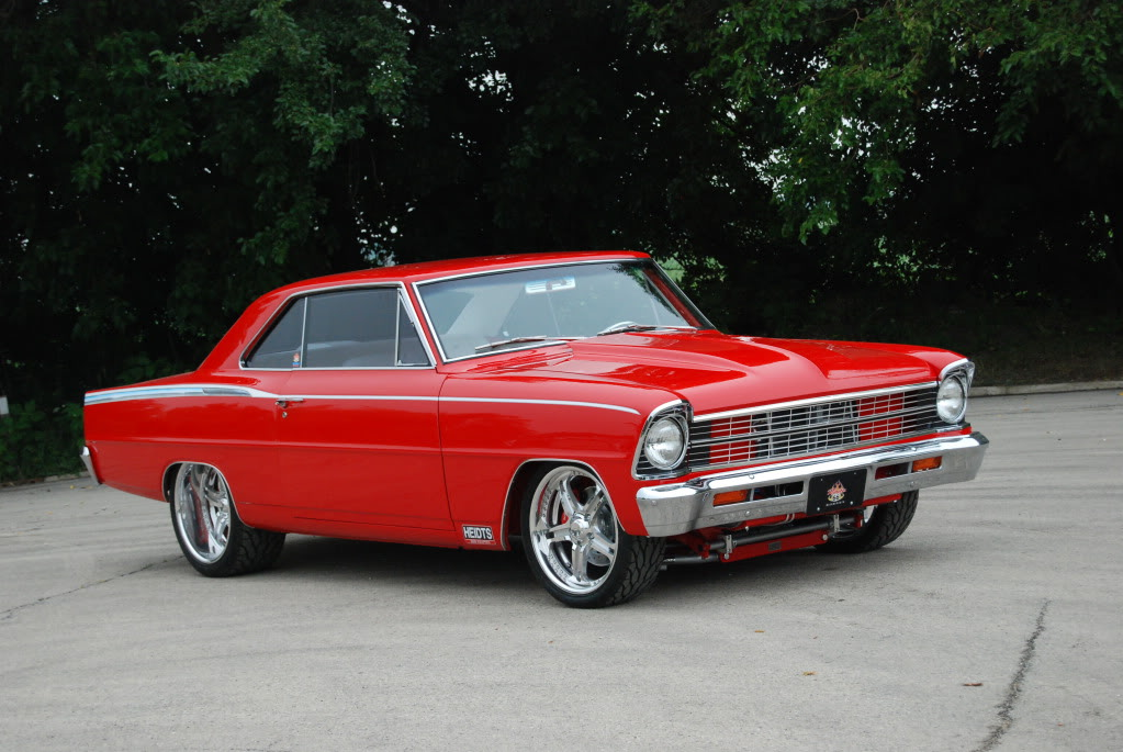 Nova 1966 1967