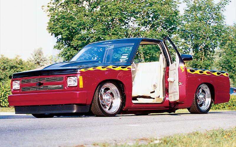 S10-Blazer 83-90 Suicide Doors [9999] : Lambo Doors, Suicide