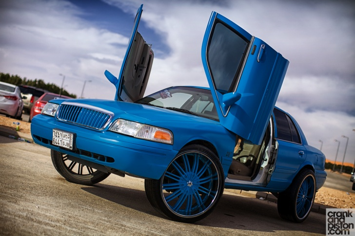 Ford Crown Vic Suicide Doors Ford Crown Vic Lambo Doors