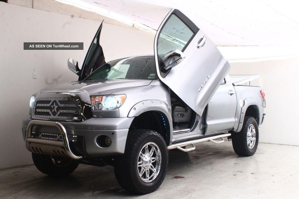 Toyota Tundra Bolt On Lambo Doors