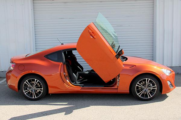Brz 2012 Lambo Doors Suicide Doors Gullwing Doors