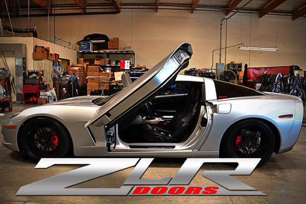 Chevrolet Corvette Suicide Doors Chevrolet Corvette Lambo