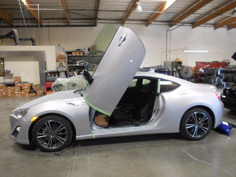 FRS 2013 BOLT ON LAMBO DOORS - VERTICAL DOORS & FRS 2013 BOLT ON LAMBO DOORS - VERTICAL DOORS [5406] : Lambo Doors ... Pezcame.Com