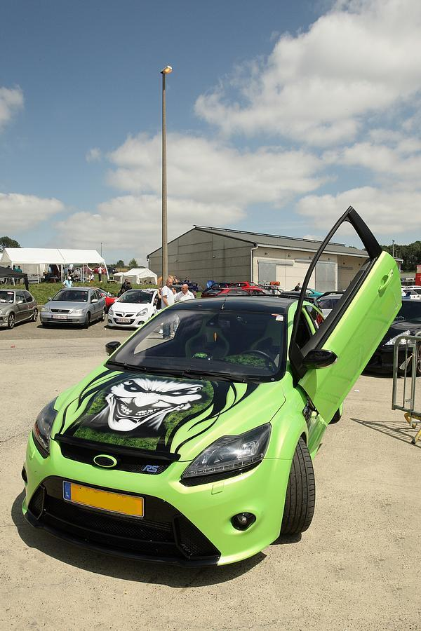 Ford Focus / RS 2008-2012 BOLT- ON LAMBO DOORS - VERTICAL DOORS : focus doors - pezcame.com