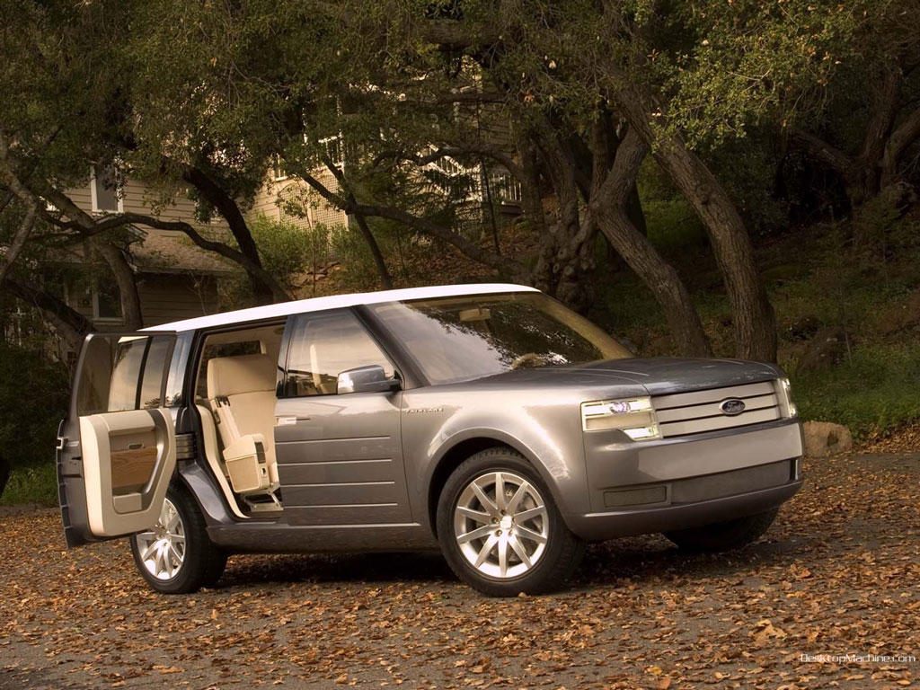 Ford Flex 2009+ Reverse Access Mobility A.K.A. SUICIDE DOORS