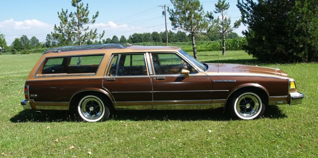 Estate on 1982 Buick Lesabre