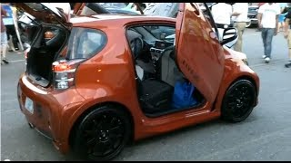 IQ 08-12 BOLT ON LAMBO DOORS - VERTICAL DOORS