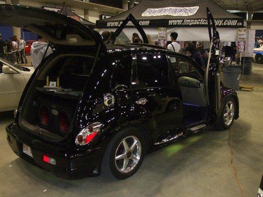 Chrysler Pt Cruiser Suicide Doors Chrysler Pt Cruiser