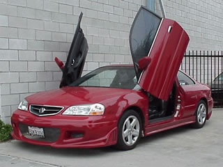 Acura on Acura Tl