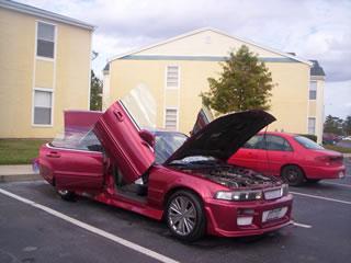 1992 Acura Integra on Acura Vigor   Motorpix