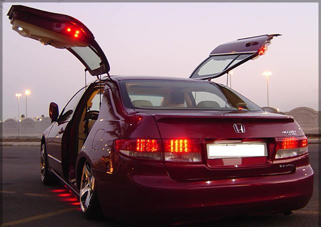 How about gullwing doors? & just ordered/paid for lambo scissor door conversion kit [Forums ...