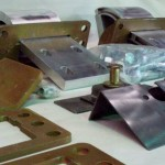 mounting plate for installation