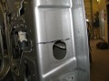 GMC Yukon xl Suicide doors install (42)