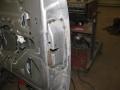 GMC Yukon xl Suicide doors install (47)