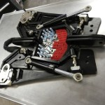 Nissan Juke Bolt on lambo door hinge