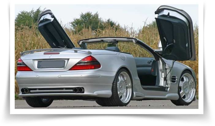 ZLR Butterfly u0026 Gullwing Doors by Scissor Doors Inc. | Scissor Doors Inc. & ZLR Butterfly u0026 Gullwing Doors by Scissor Doors Inc. | Scissor ...