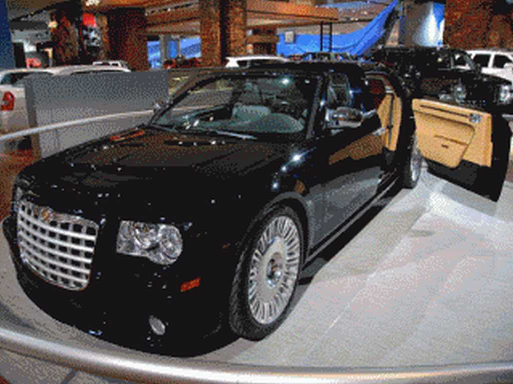 Dodge Lx Chassis 300c Charger And Magnum Suicide Door