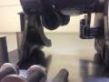 Toyota Hilux 180 suicide doors hinge install kit (4)