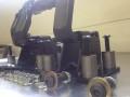 Toyota Hilux 180 suicide doors hinge install kit (7)