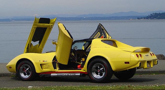 Third Generation C3 1968 1982 Corvette Bolt On Lambo