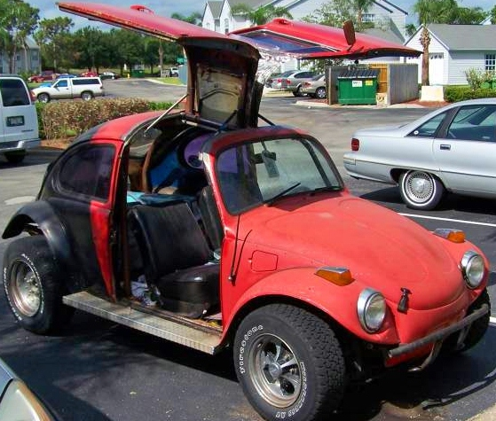 gullwing-vw-beetle-2 & Butterfly Doors? Gull Wing Doors? Gullwing Doors? You know like the ...