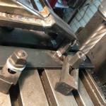 lambo door machining